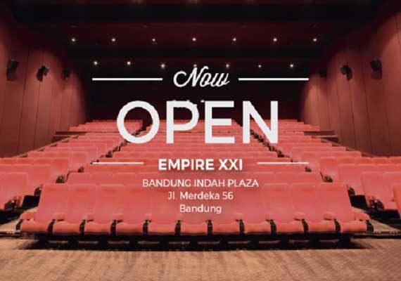 Bioskop EMPIRE XXI Bandung