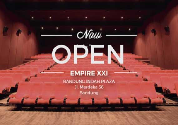 Jadwal Bioskop Empire Xxi 28 Juli 2019 Cinema Xx1 Kota Bandung