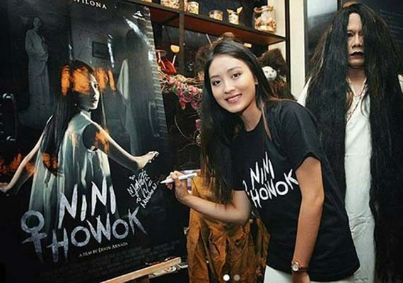 Sinopsis Film Nini Thowok dan Video Trailer Horror