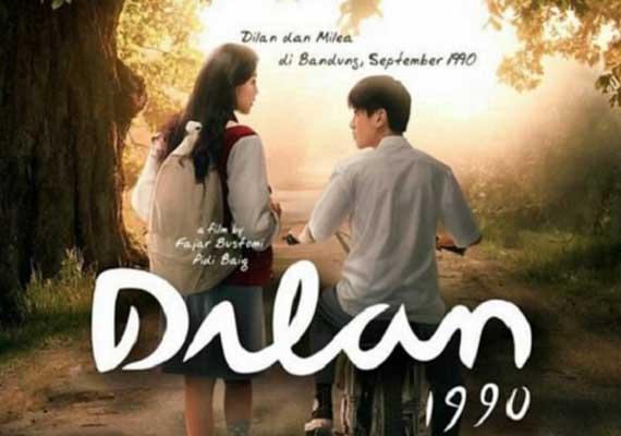 Trailer dan Sinopsis Dilan 1990 Jagonya Film Drama