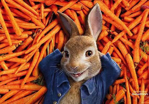 Trailer dan Sinopsis Film Peter Rabbit