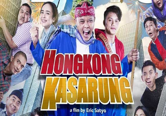 Trailer dan Sinopsis Hongkong Kasarung