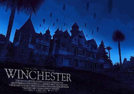 Trailer dan Sinopsis Winchester