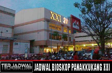 JADWAL BIOSKOP PANAKKUKANG XXI