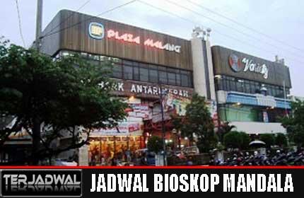 JADWAL BIOSKOP MANDALA MALANG