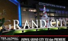 JADWAL BIOSKOP GRAND CITY XXI dan PREMIERE SBY