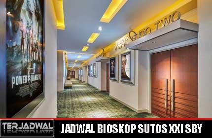 JADWAL BIOSKOP SUTOS XXI SBY