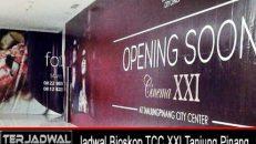 Jadwal Bioskop TCC XXI Tanjung Pinang