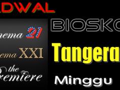 Jadwal Bioskop TANG CITY XXI