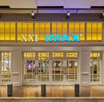 JADWAL BIOSKOP THE BREEZE XXI - IMAX