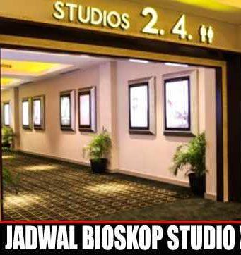JADWAL BIOSKOP STUDIO XXI BATAM