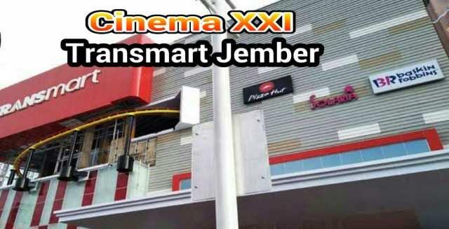 JADWAL BIOSKOP TRANSMART JEMBER XXI