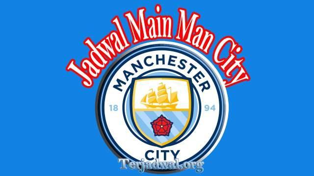 Jadwal Main Man City