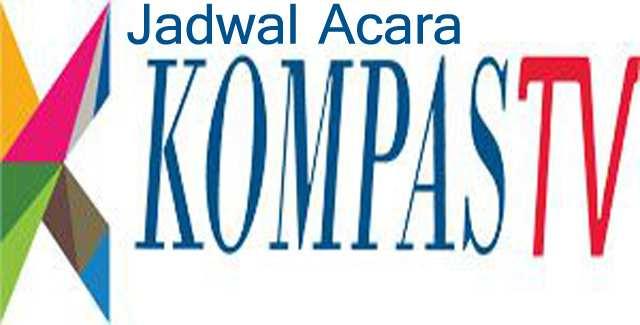 Jadwal Kompas TV Hari Ini